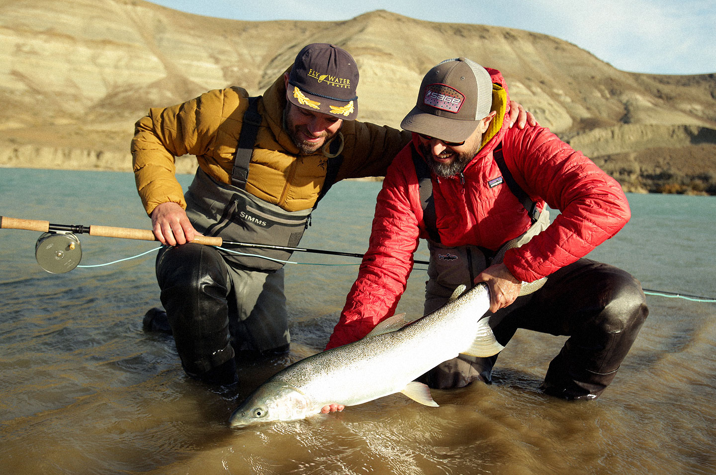 Tres Amigos Outfitters | Fly Fishing Guides - Lodges | A Guides Company